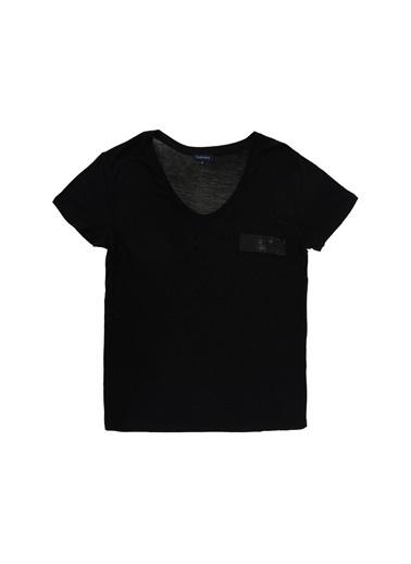 Fabrika Tişört Siyah